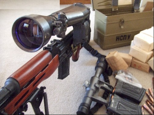 Armslist for sale psl 54c 1pn34 night vision scope 1000 rounds